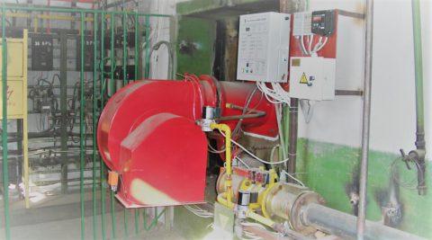 Газификация сдвоенной и одинарной зерносушилок ДСП-32 со строительством ГРП.